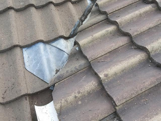 Roof Maintenance Valley Clearance After - Bournemouth Roof Repairs